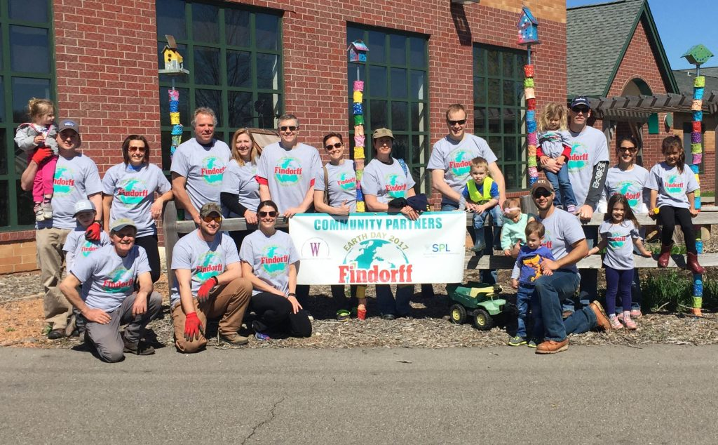 Earth Day community event in waunakee
