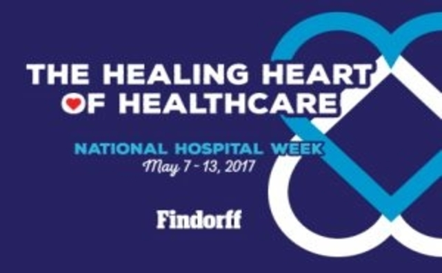 """The Healing Heart Of Healthcare"""