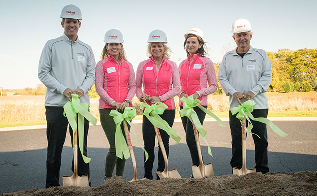 Summit Credit Union in Cottage Grove groundbreaking event