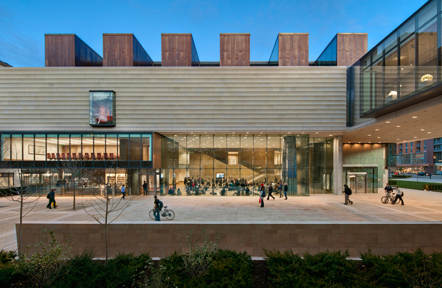 Picture of Chazen Museum of art