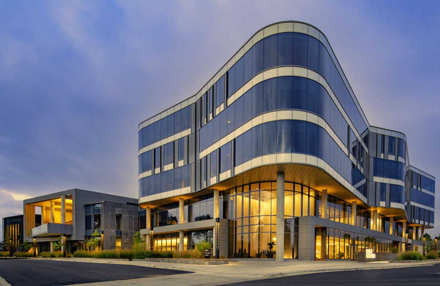 Exact Sciences Innovation One Exterior