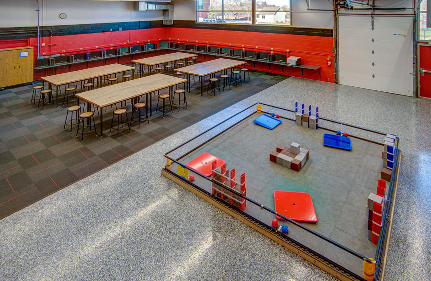 Mequon-Thiensville School District STEM Space
