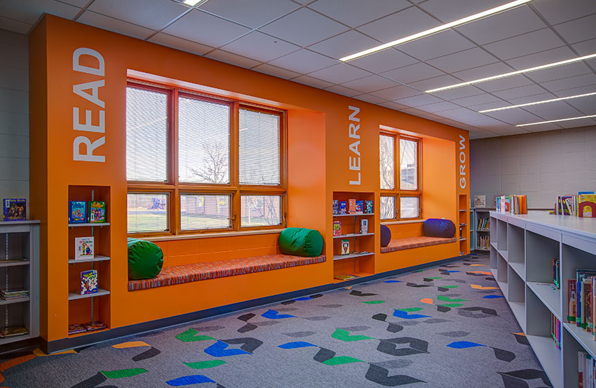 Mequon-Thiensville School District Library