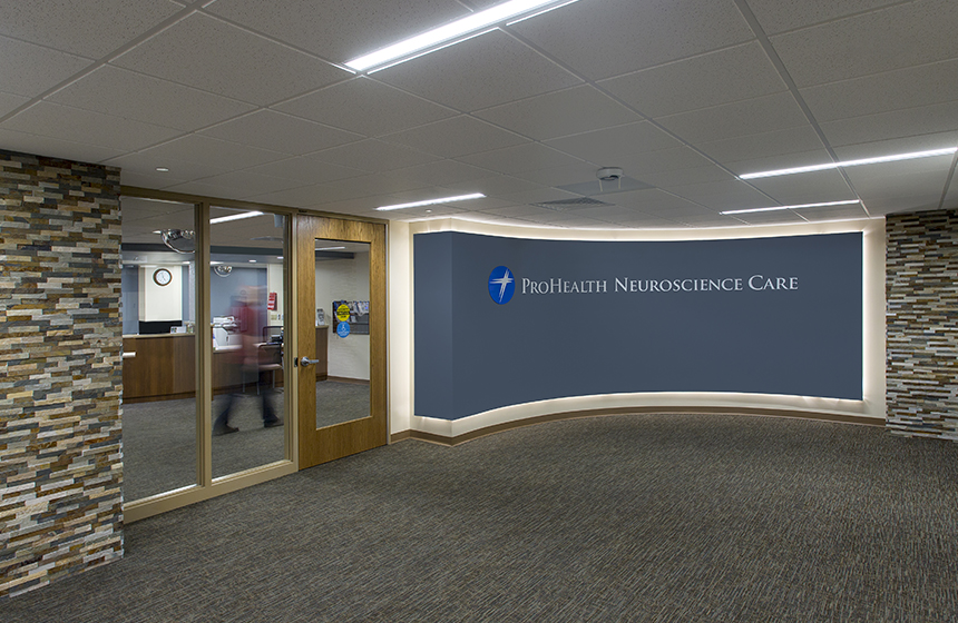 ProHealth Care Neuroscience Remodel