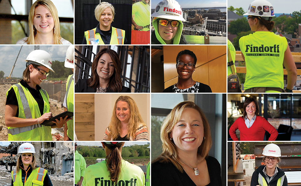 Findorff's women in construction week feature