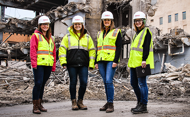 Findorff Women in Construction