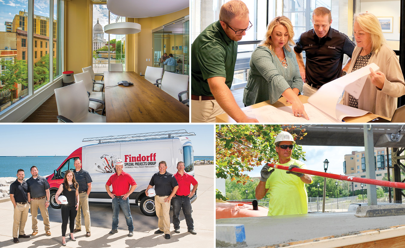 We Can Do It All: Findorff's Special Projects Group