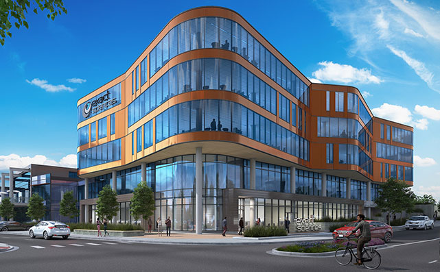 Exact Sciences New Headquarters Rendering