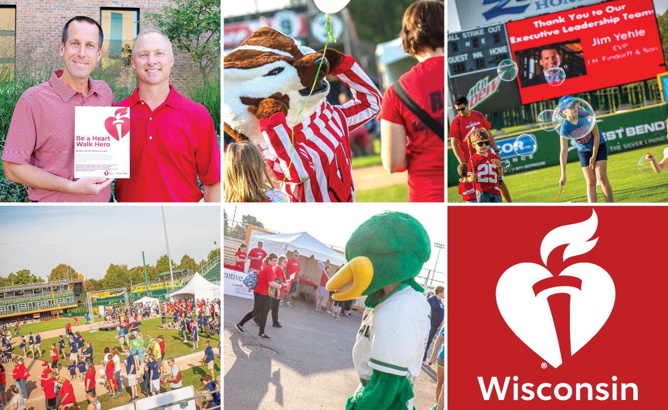 Supporting Our Community: Madison Heart Walk