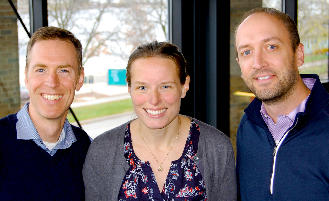 Recent Findorff Promotions: Luke Hutchins, Laura Blood Velotta, And Kyle Loest