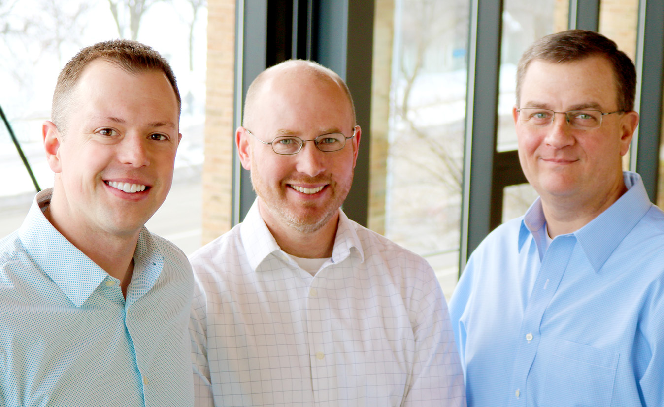 A Trifecta Of Recognition: Dan Weiss, Eric Plautz, And Jim Martin