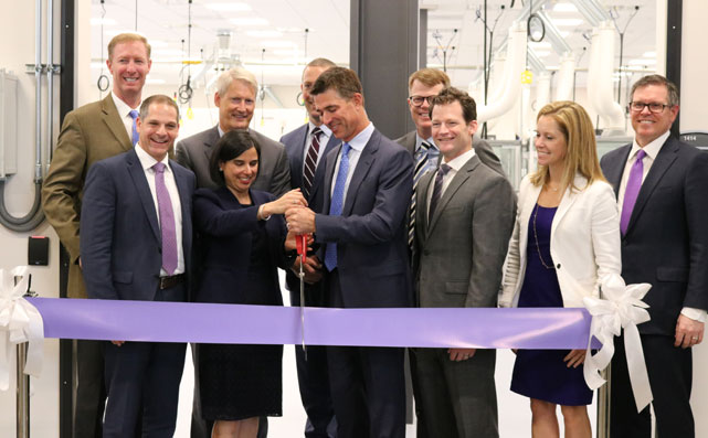 Exact Sciences Grand Opening