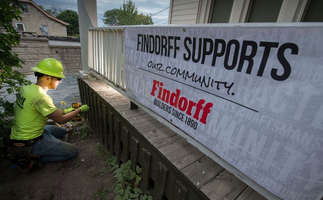 findorff block build 2019