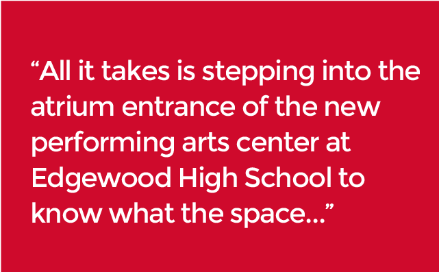 McKinley Performing Art Center opens at Edgewood High School