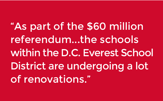 D.C. Everest Schools Renovation