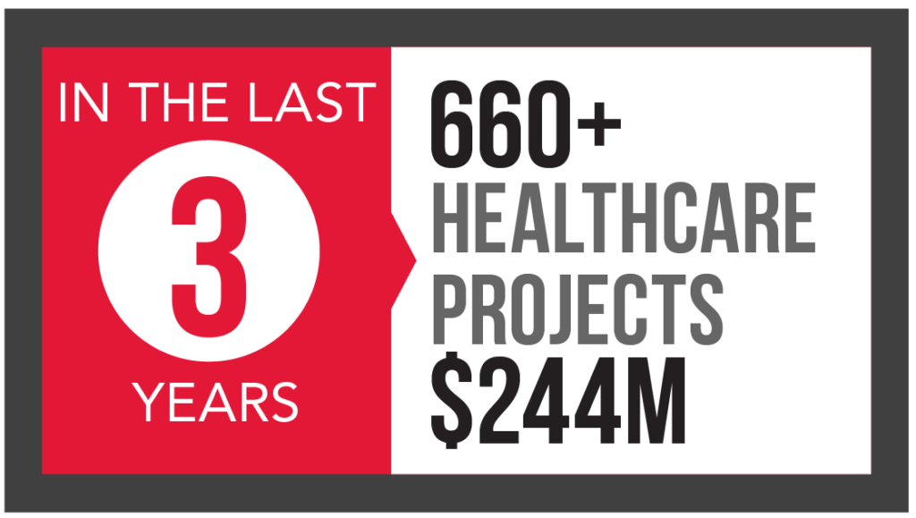 Findorff Healthcare Projects