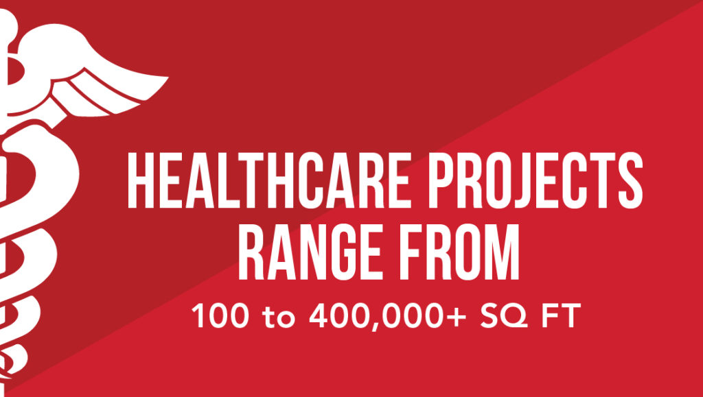 Findorff Healthcare Projects Range