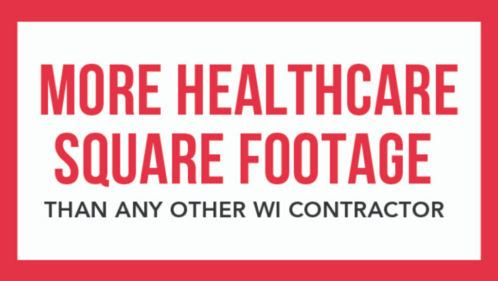 Findorff Healthcare More Square Footage