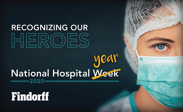 National Hospital Week Blog
