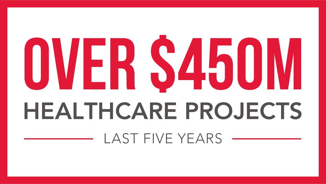 Findorff Healthcare Over $450 Million