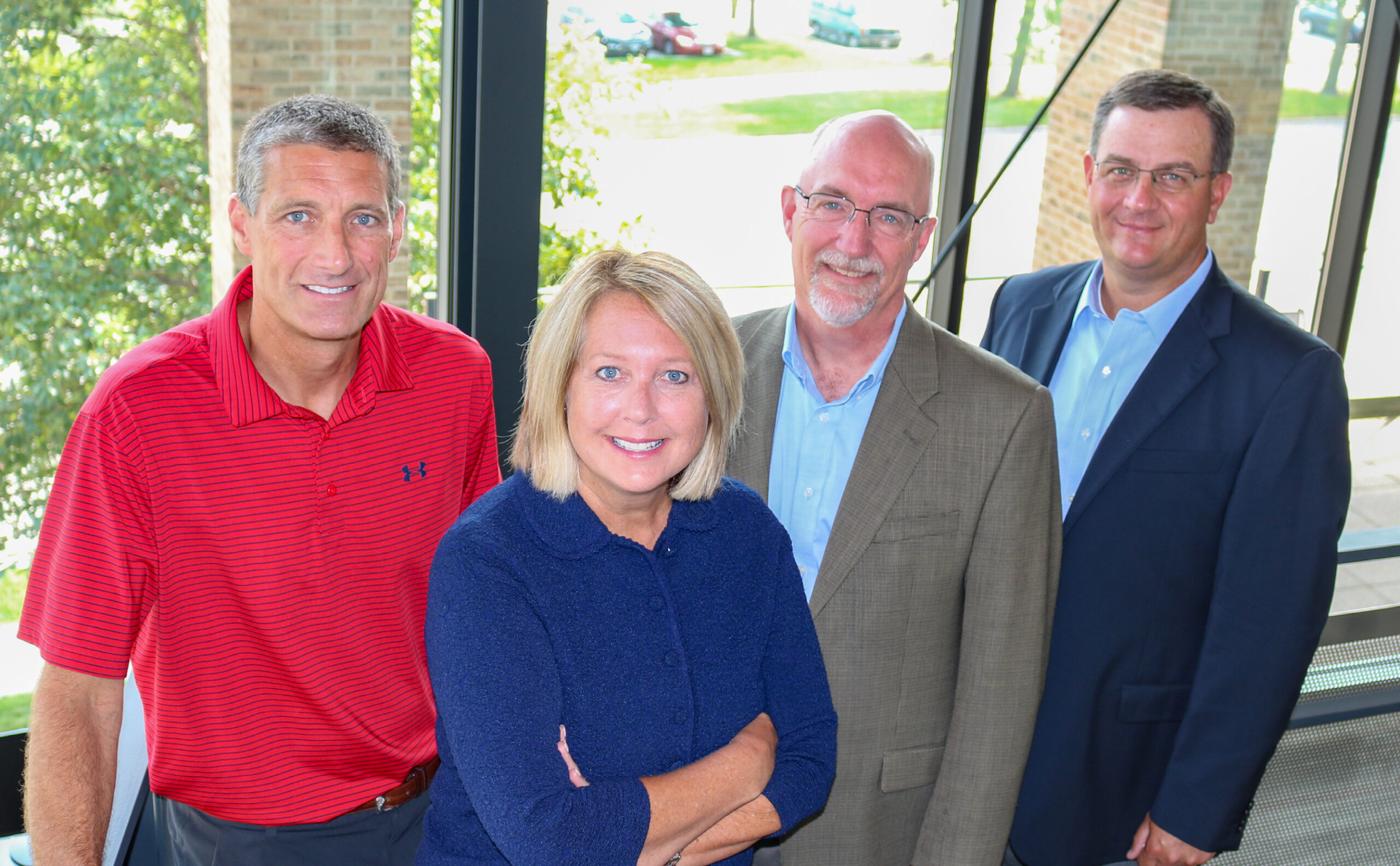 Congratulations To Findorff's New Vice Presidents