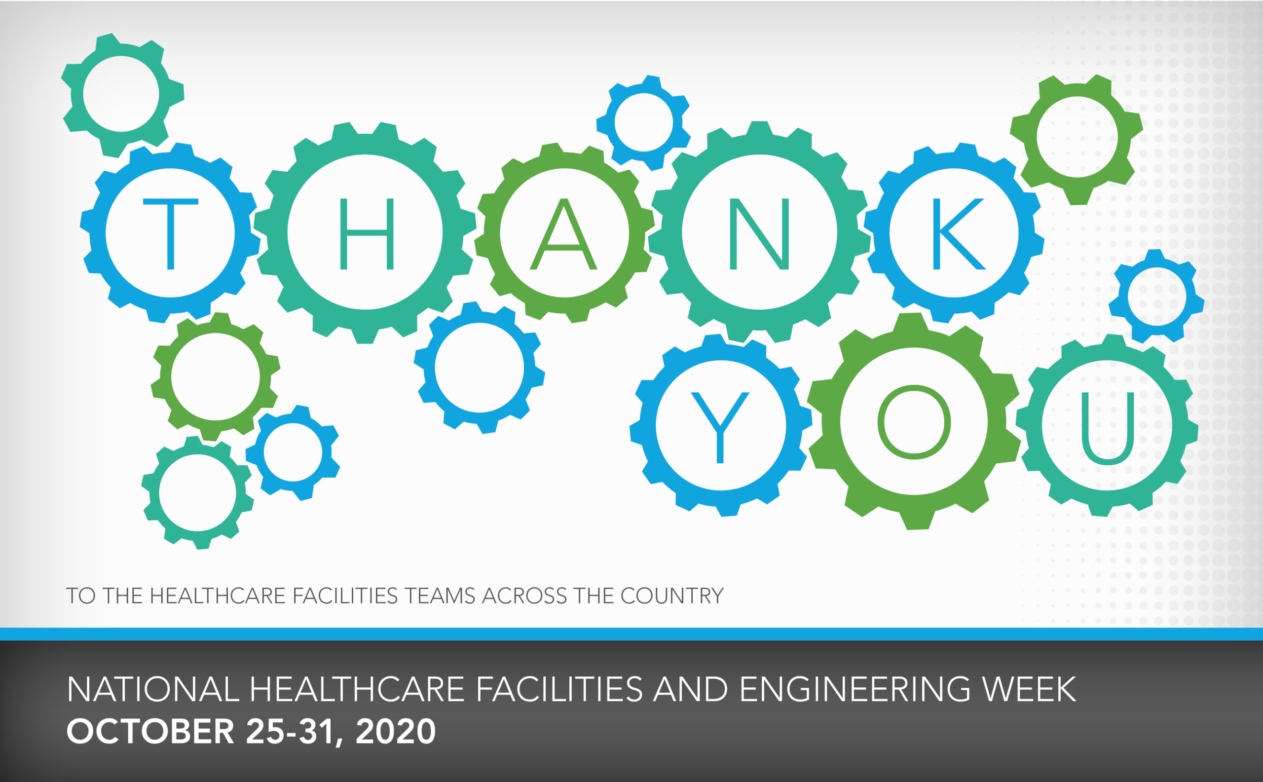 Celebrating Healthcare Facilities Engineering Week 2020