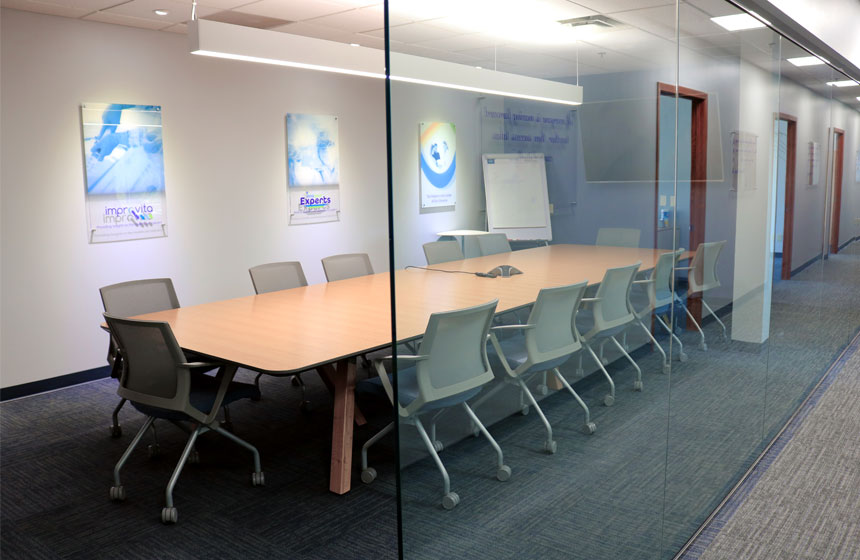 Innovenn interior conference room