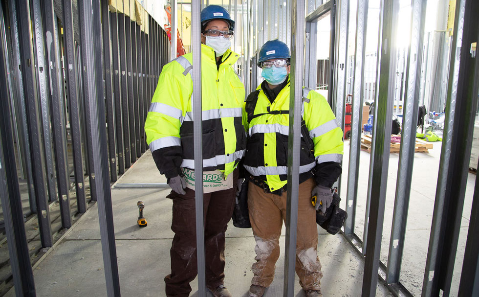 SSM Health Diversity in Construction Trades
