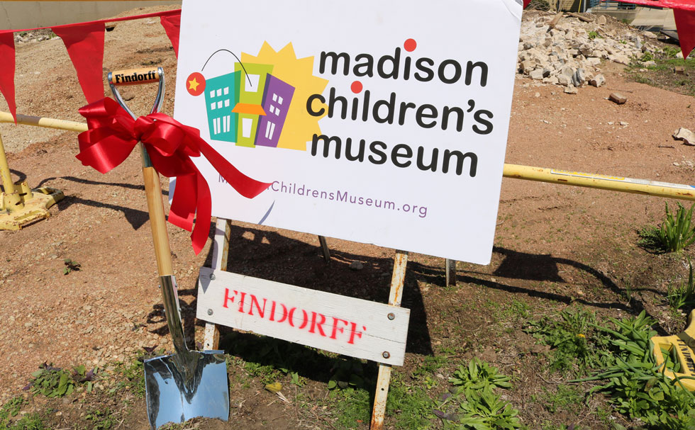 Madison Children's Museum Groundbreaking
