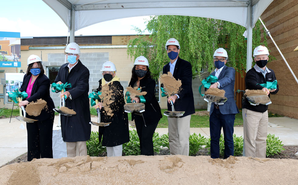 RISE Wisconsin Groundbreaking Ceremony